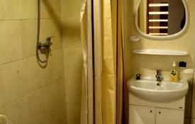 Jedna z łazienek w Domu pod Kasztanem